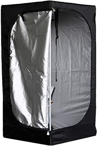 Imagen del productoArmario para el cultivo de Mammoth Tents Dark Box Lite (60x60x140cm)