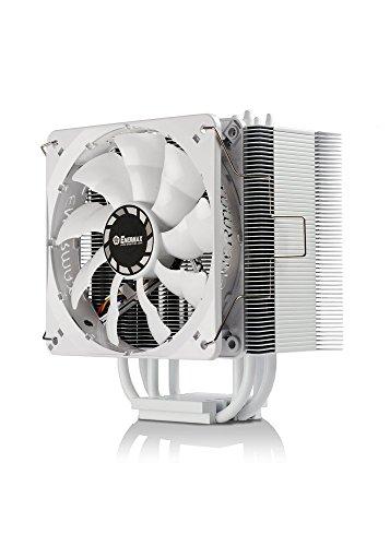 Enermax ETS-T40-W Cluster CPU-Kühler für Sockel LGA 775/1150/1155/1156/1366/2011/AM3+/AM2+/FM1/FM2 weiß