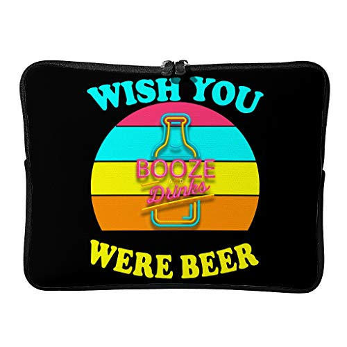 Standard I Need Beer Laptop Bags Funny Multifunctional - Funny Humor Tablet Suitable for Work white7 10 Zoll