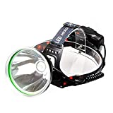ROM Torcia Frontale a LED, Lampada Frontale COB, Lampada Frontale, Lampada Frontale da 500 Lumen, USB Ricaricabile Torcia Frontale a LED Torcia Frontale Impermeabile Torcia s