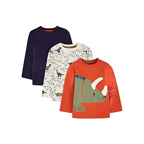 Pack de 3 camisetas -Mothercare Camiseta para Bebés