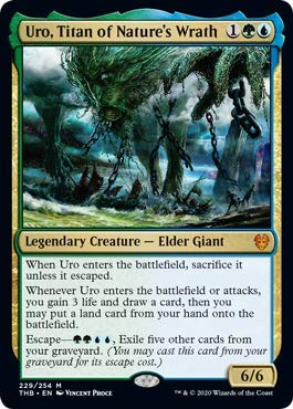 Magic: The Gathering - URO, Titan of Nature