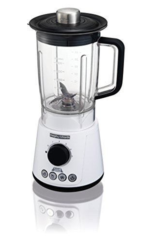 Morphy Richards 403040 Blender 600 W, 1.5 liters, Blanc