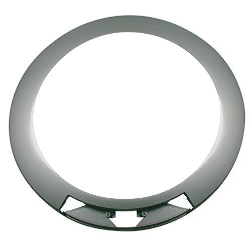 Türring außen Ring Bullauge silbergrau Waschmaschine Frontlader Original Bosch Siemens 00672818 passend Exclusiv Maxx Advantage Comfort Aquastar VarioPerfect Siwamat wfo wae wfr wfw wxl wiq wm wxls