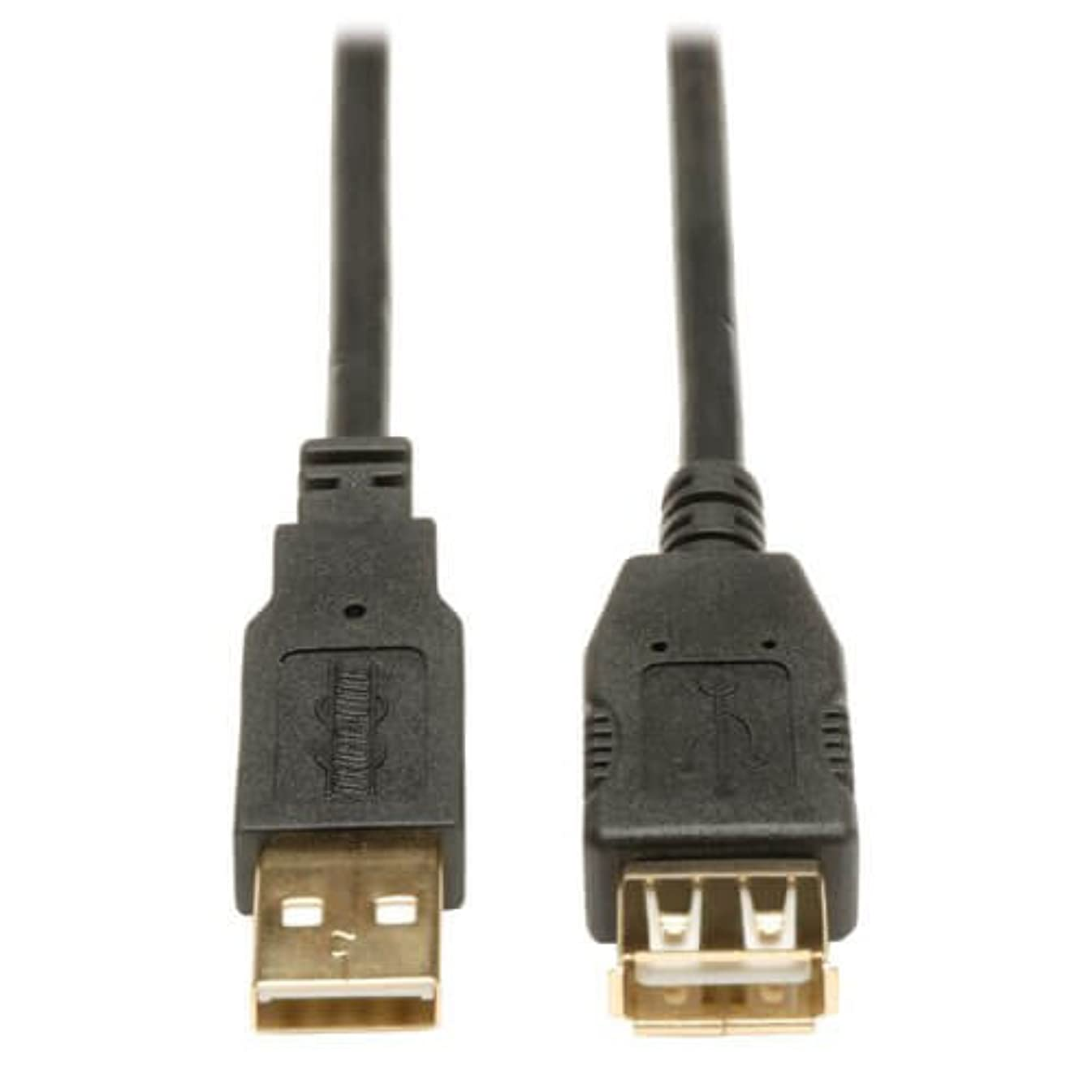 Tripp Lite USB 2.0 Hi-Speed Extension Cable (A M/F) 16-ft. (U024-016)