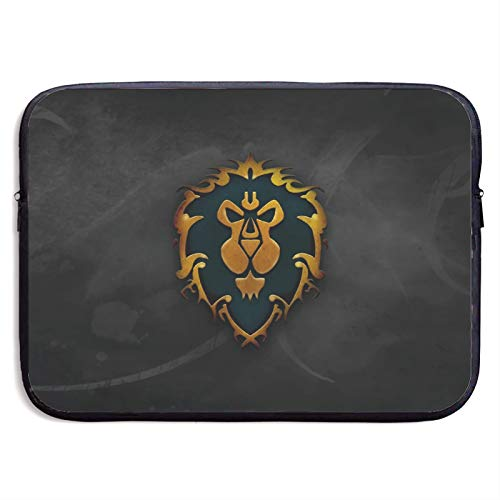 World Warcraft Laptop Sleeve Bag Tablet Fashion Briefcase Ultra Portable Protective Cover MacBook Air MacBook Pro Notebook Computer Sleeve Case 13 inch