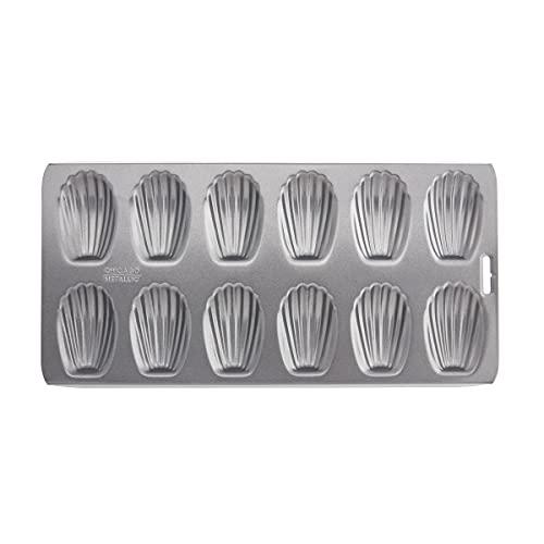 Chicago Metallic Professional 12-Cup Non-Stick Madeleine Pan