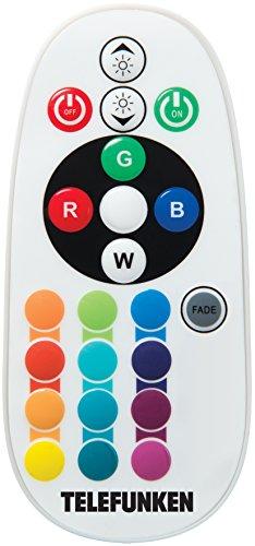 Telefunken Connectivity afstandsbediening, voor alle telefoon-tuinlampen, met draadloze ontvanger uit de Connectivity-serie