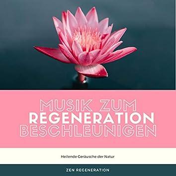 Musik zum Regeneration Beschleunigen: Heilende Geräusche der Natur, Musiktherapie