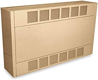 Qmark Electric Cabinet Unit Heater, Wall, Ceiling, or Floor, Voltage 480/277, Amps AC 13/9, 37/25 - CUS94510483FF