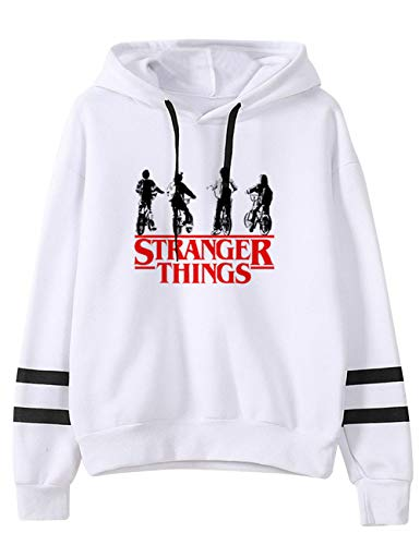 Sudadera Stranger Things Niña, Sudadera Stranger Things Muj
