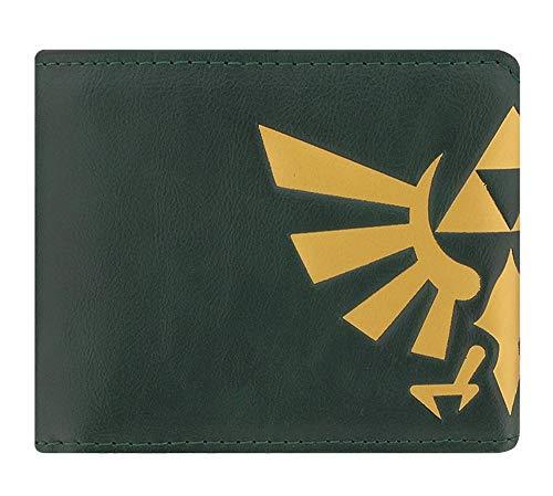 Zelda - Green Triforce - Geldbeutel | Original Merchandise