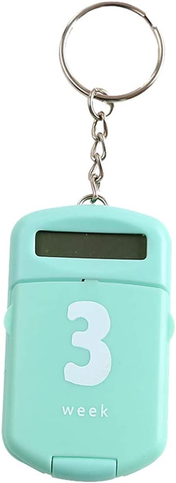 Max 41% OFF NEW before selling Student Cute Flip Portable Small Mini with Ring Key C Calculator