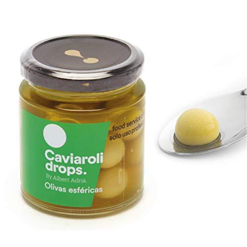 Caviaroli Drops By Albert Adrià (12 olivas esféricas) 215gr