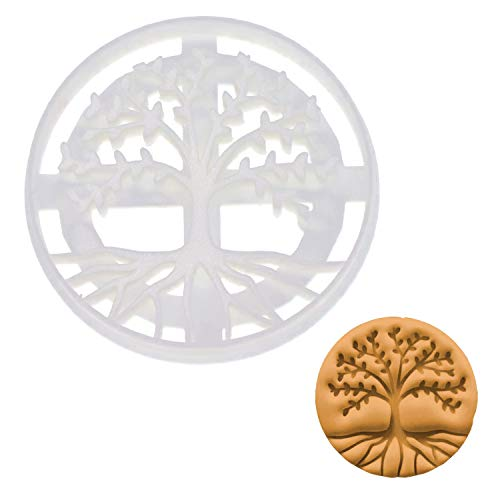 Tree of Life cookie cutter, 1 piece - Bakerlogy