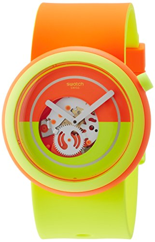 Reloj Swatch amarillo - Mujer