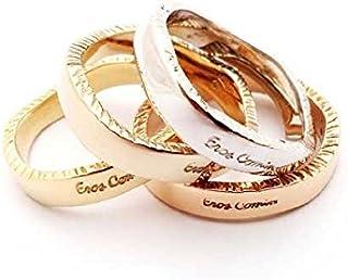 Fede in oro 18 kt ondulata con brillante 0,03 ct alta gioielleria italiana