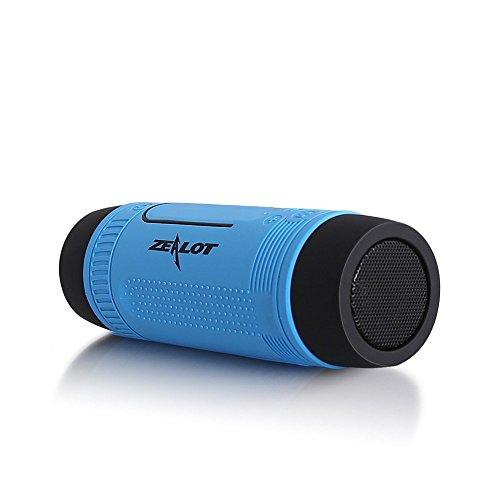 ZEALOT S1 Portable Waterproof Wireless Bluetooth Speakers