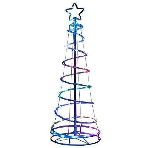 Albero Di Natale Moderno - Lampada A LED Per Albero Di Natale Per Decorazioni Natalizie