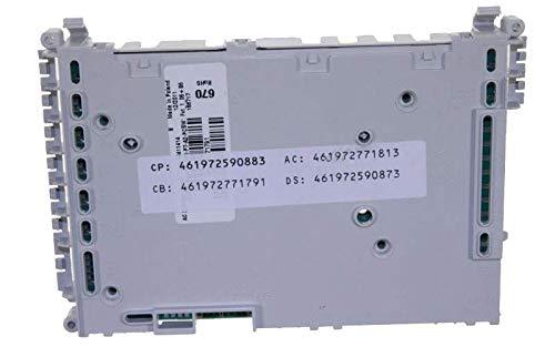 Piatto di controllo per lavastoviglie Whirlpool 480140102487