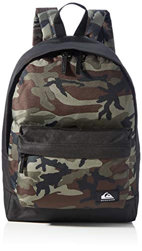Quiksilver Men's Everyday Poster Backpack, Crucial Camo, Volume: 16 L