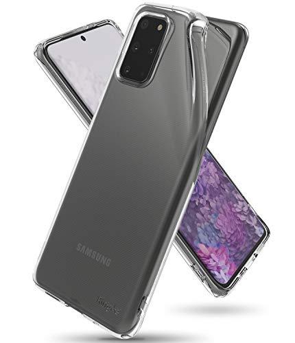 Spigen Coque Samsung S20 Plus Coque Galaxy S20 Plus [Ultra Hybrid] Silicone Protective Anti Rayure Anti Jaunissement (ACS00755)