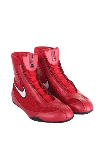 Nike , Jungen Boxschuhe, Rot - rot - Größe: 4.5 UK