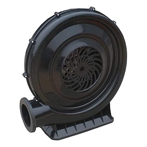 Ventilador Inflable de 370 W / 550 W,Ventilador de Bomba,Ventilador Inflable Comercial pequeña casa de Rebote de Agua Inflable,Puente,pequeño CastilloHinchable(550 W) ú