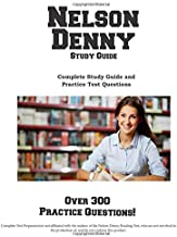 Nelson Denny Study Guide: Complete Study Guide and Practice Test Questions