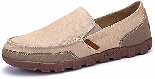 LOVDRAM Chaussures Hommes Chaussures Hommes Casual Chaussures De Toile Mode Basse Aider Les Chaussures Chaussures De Toile Hommes