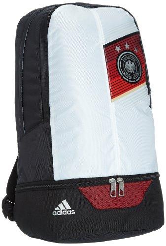 adidas DFB Rucksack WM 2014, Weiß/Rot, NS, D84293