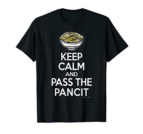 Funny pancit noodles Filipino shirts Proud philipino shirt