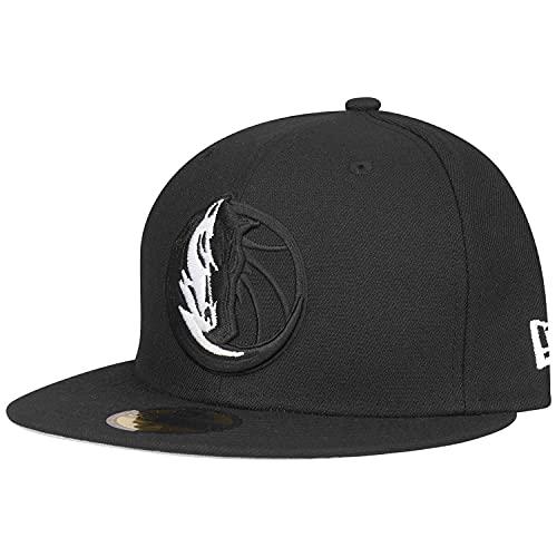 New Era 59Fifty - Gorra, diseño de los equipos de la NBA, Hombre, Dallas Mavericks, 55