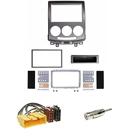 Radioblende Mazda Mx 5 Ab 06 Miata Ab 06 1 Din Elektronik