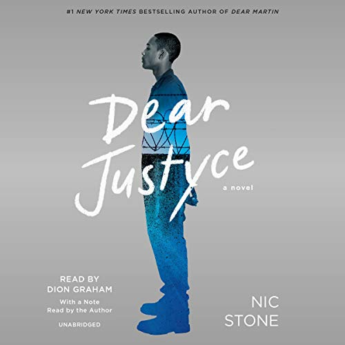 Dear Justyce Audiobook By Nic Stone cover art