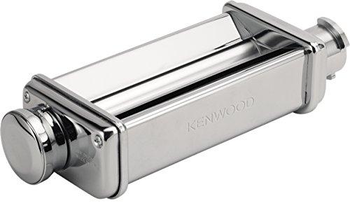 Kenwood KAX980ME Lasagne Pasta Schneidaufsatz (Küchenmaschinen-Zubehör, Geeignet für alle Chef und kMix Küchenmaschinen, Edelstahl)