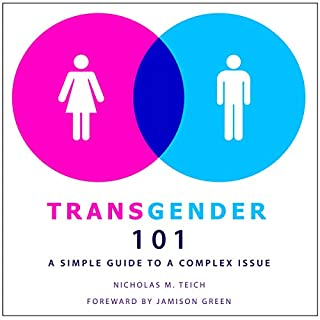 Transgender 101 audiobook cover art