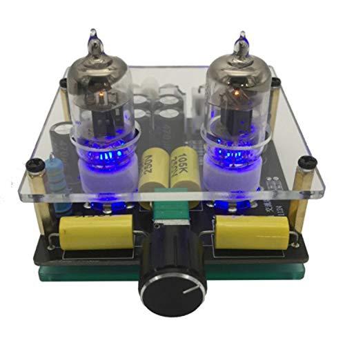 Kolaty Preamplificador de Tubo de VacíO 6J3, Placa de Amplificador de Tubo de Alta Fidelidad, Preamplificador de Bilis, Amplificador de Altavoz, Sonido para el Hogar, Teatro DIY