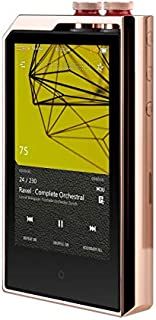 Cowon Plenue L 256GB Music Player, Brass Gold