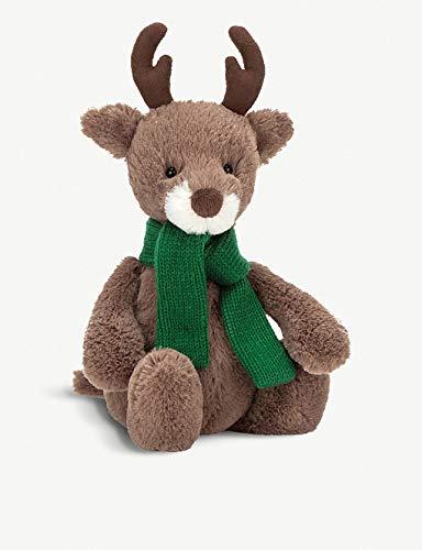 Jellycat Bashful Pine Reindeer Plush Soft Toy