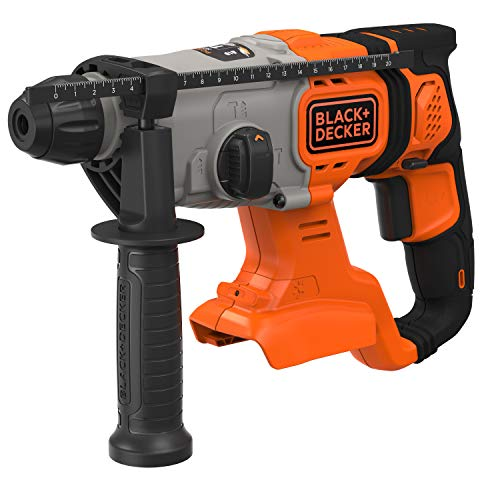 Black and Decker BCD900 18v Cordless SDS Plus Hammer Drill No Batteries