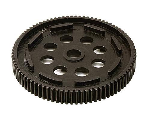 Integy RC Model Hop-ups C26874 Billet Machined Steel Spur Gear 84T for HPI 1/10 Jumpshot MT, SC & ST