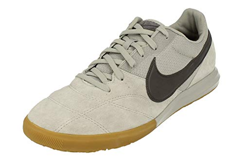 Nike The Premier II Sala Uomo Scarpe de Calcio AV3153 Trainers Scarpe (UK 6 US 7 EU 40, Light Smoke Grey Thunder Grey 009)