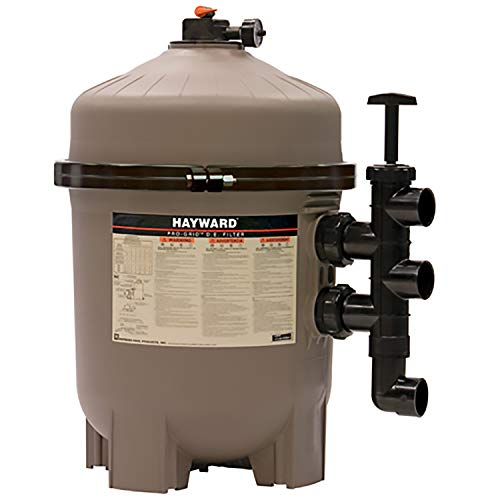 Hayward DE6020 ProGrid D.E. Pool Filter, 60 Square Foot, Vertical...
