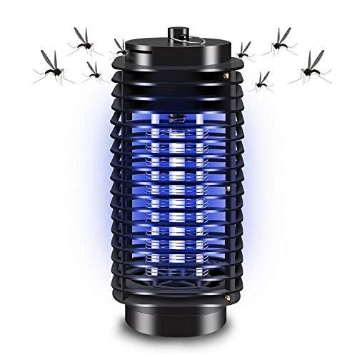 Selighting Mückenschutzlampe Innenhof fliegt elektrische Mückenentfernung Plug-in ultraviolette Mücke töten Lampe stumm