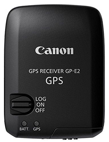 Canon GP-E2 GPS-Empfänger (für Canon EOS 5D Mark III, EOS 1D X, EOS 70D, EOS 6D, EOS M und EOS 7D)