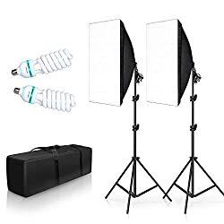 Very Cheap Softbox for videos