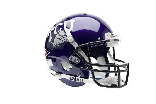 NCAA TCU Horned Frogs Replica XP Helmet