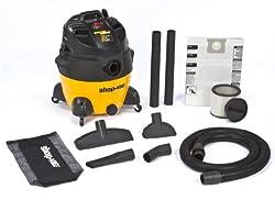Shop-Vac 9551600 65-Peak HP Ultra Pro Series Wet or Dry Vacuum, 16-Gallon