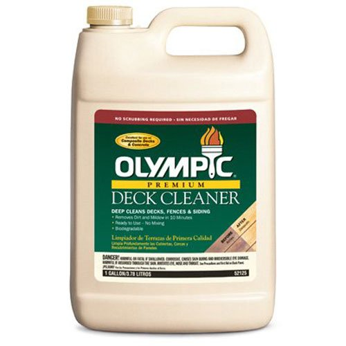 Olympic PPG Architectural Fin Deck Cleaner